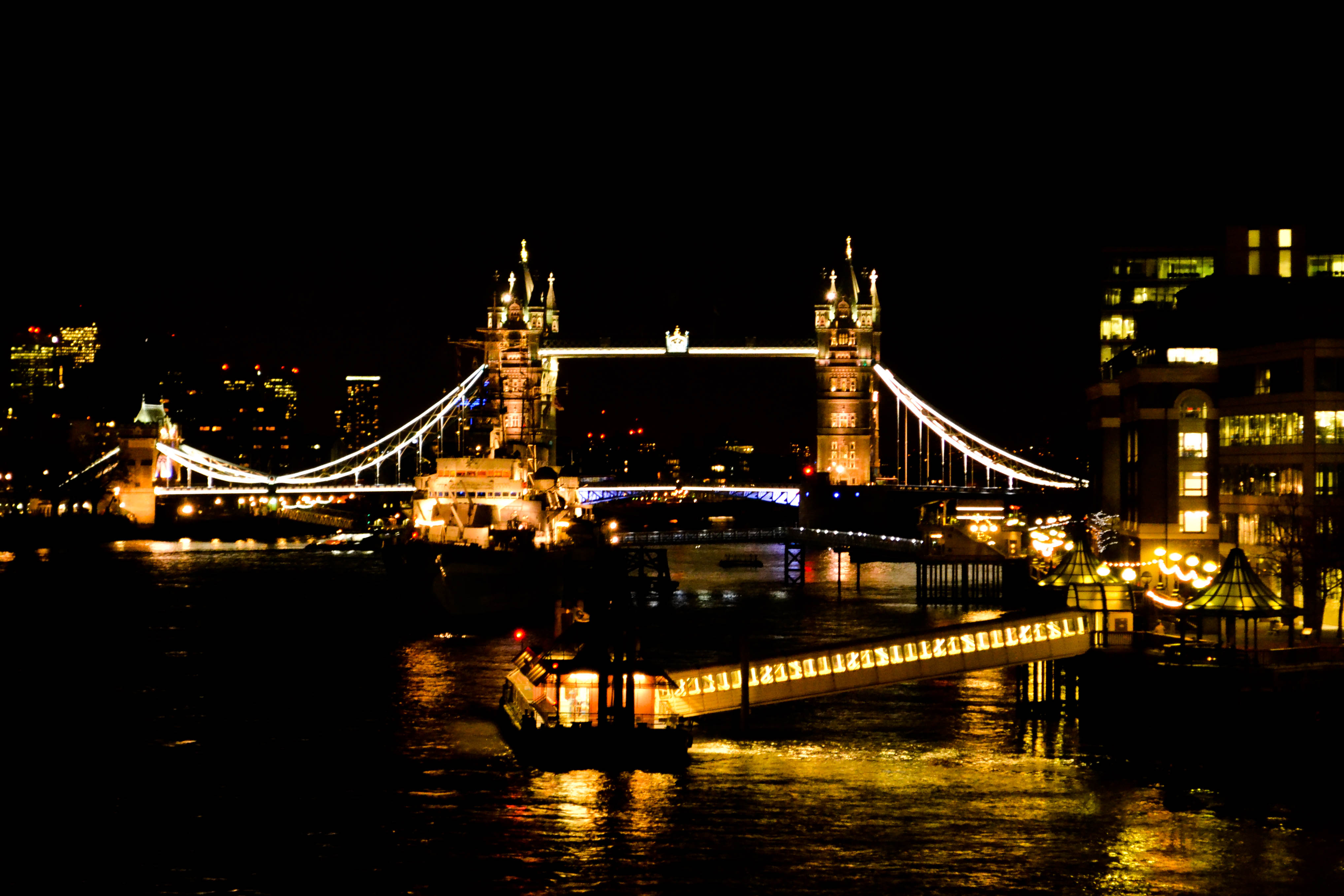 Sightseeing by Night of London by Night